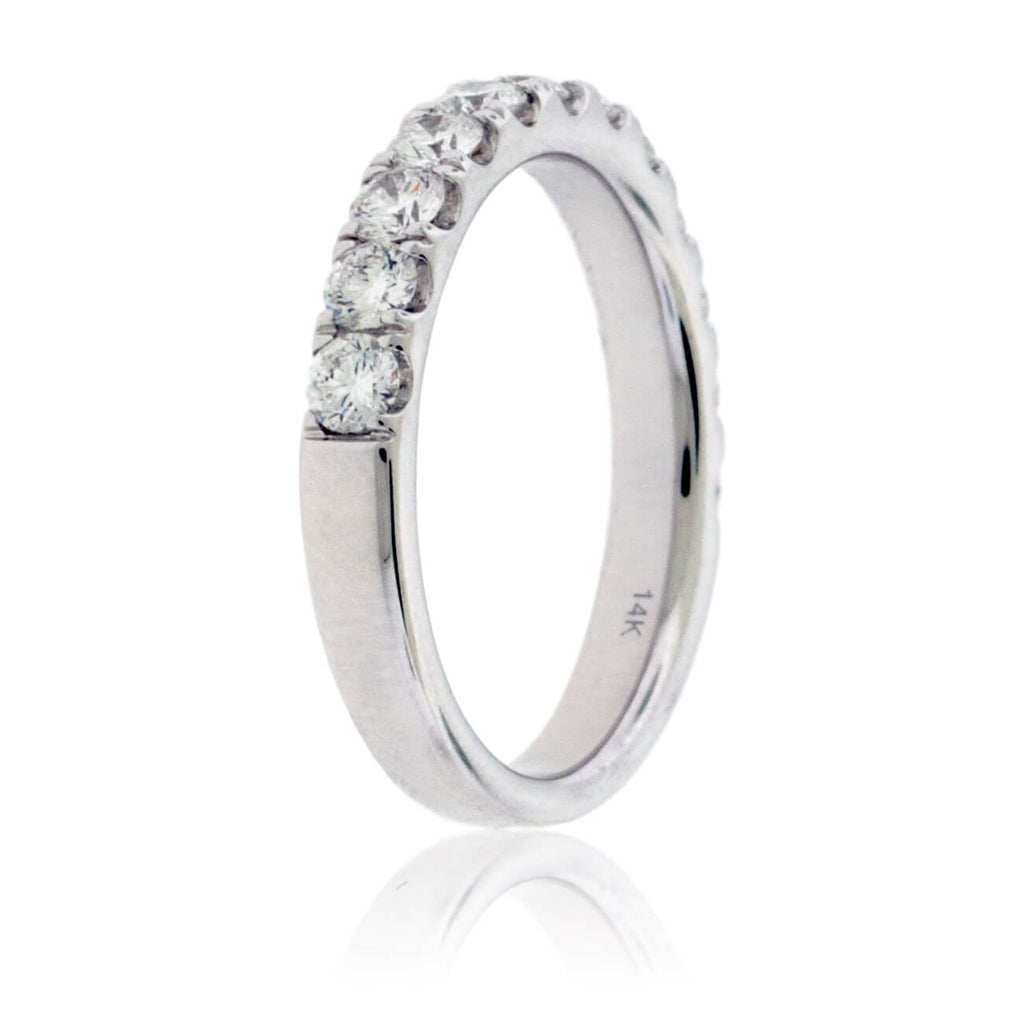 Simple Stunning 1.00ctw Diamond Ring