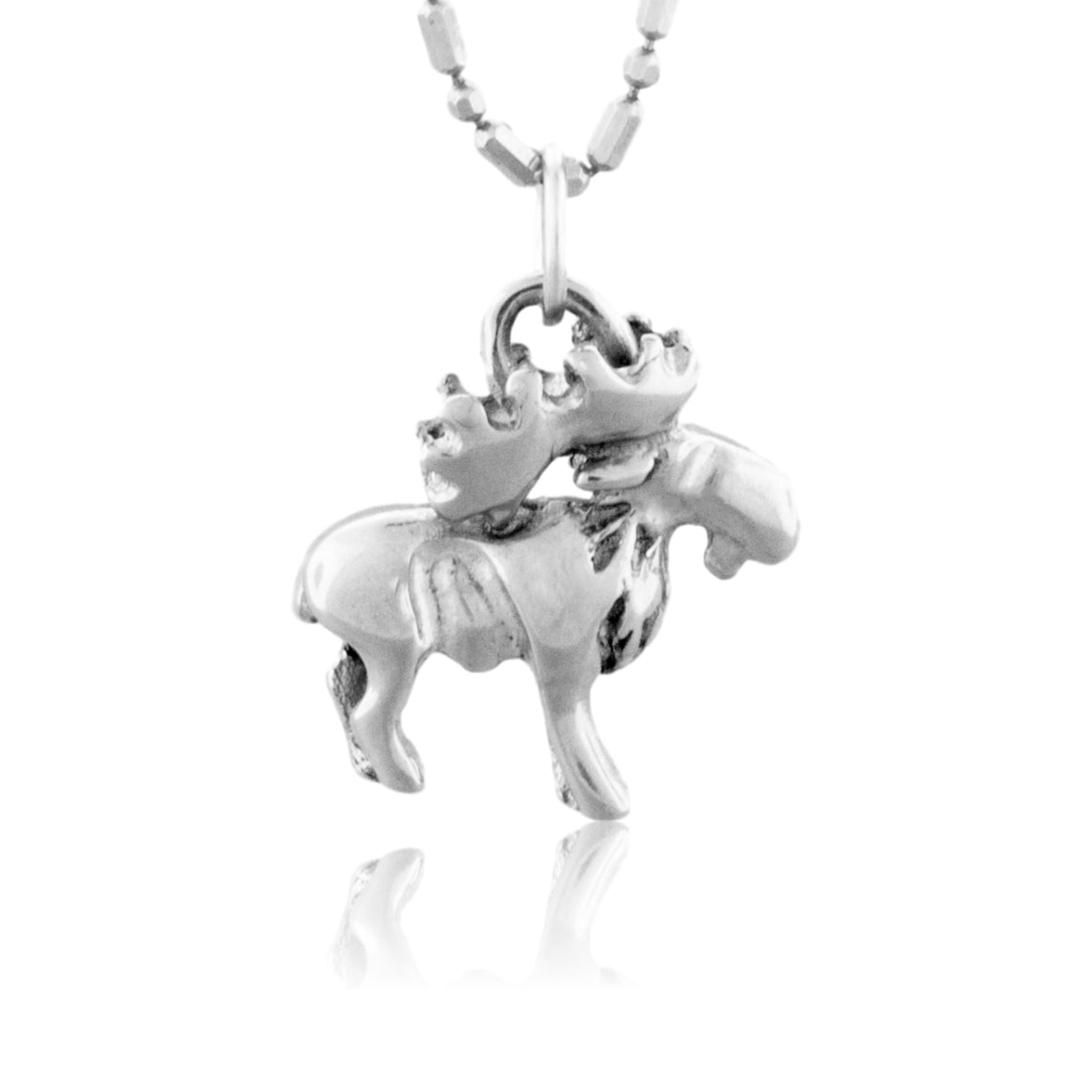 Moose Small Charm
