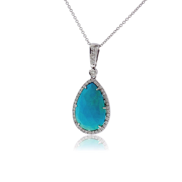 Authentic and Custom Turquoise Jewelry