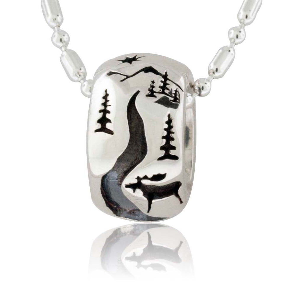 All Seasons Park City Necklace/Bead