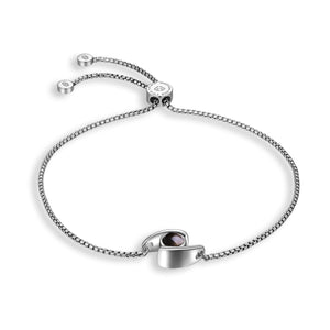 Mistar Bijoux Stanhope Jewelry Abstract Eye Bracelet