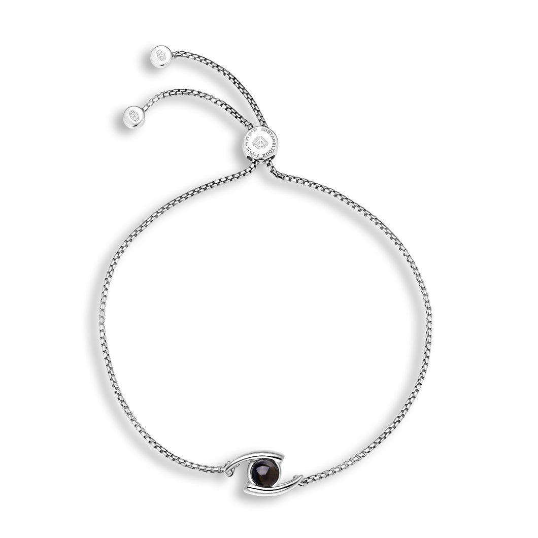 Mistar Bijoux Stanhope (Optical Bijou) Jewelry Abstract Eye Bracelet