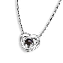 Load image into Gallery viewer, Mistar Bijoux Stanhope Jewelry Diamond Accent Heart Pendant