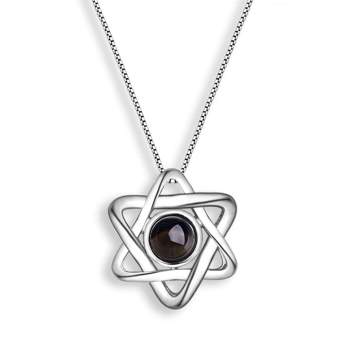 Mistar Bijoux Stanhope Jewelry Star of David Pendant