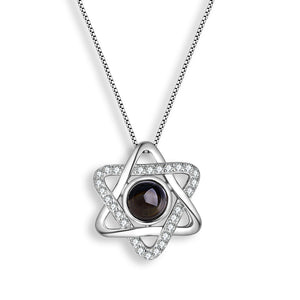 Mistar Bijoux Nano Jewelry Diamond Star Pendant