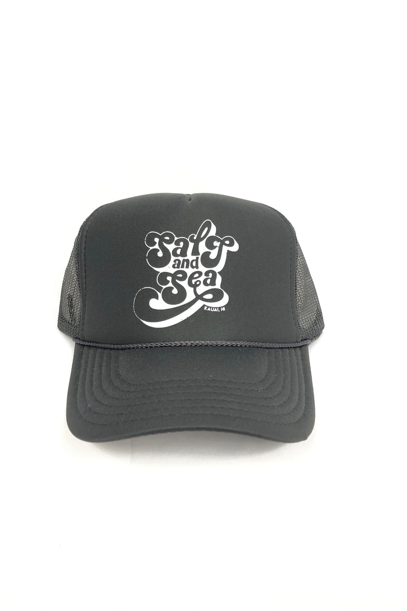 Salt + Sea Trucker Hats