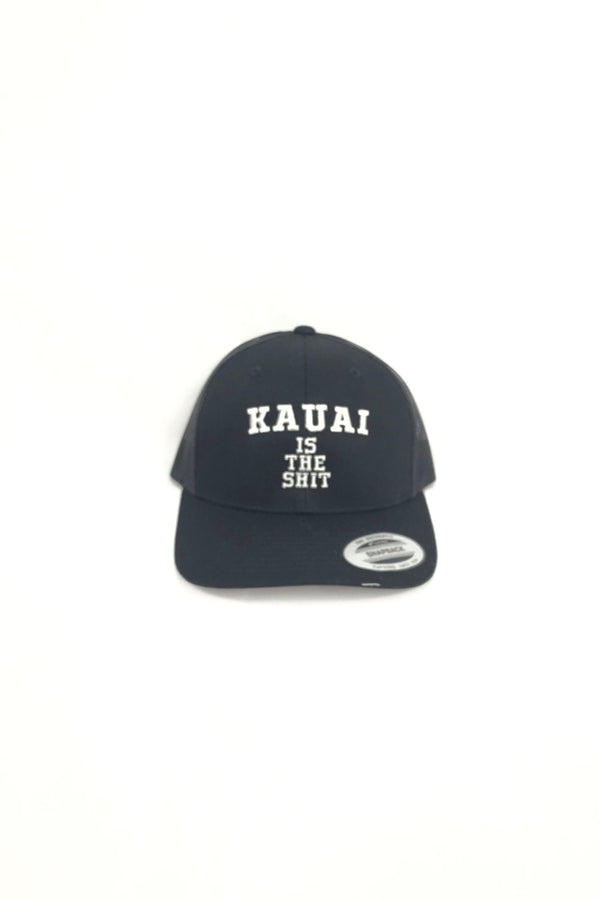 Kauai is the Shit Hat