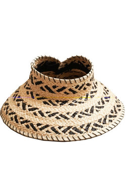 Lianna Roll Up Hat Natural