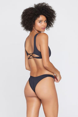L*Space Cabana Bottom - Black