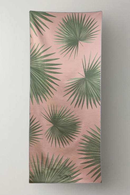 Sora Towels - Fan Palm