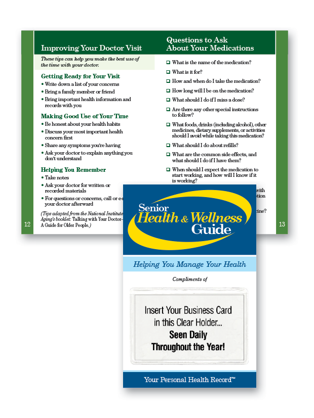 Senior Wellness Guide — General Edition — with Free Personalization!