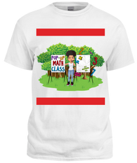 Pop Up Math T-Shirt