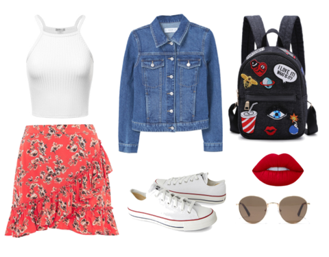 Polyvore: Alanna Clothing