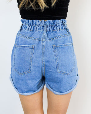 short vaquero mom fit vintage