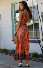 Buttom Up Maxi Tank Dress - The GyPsY Barn Boutique