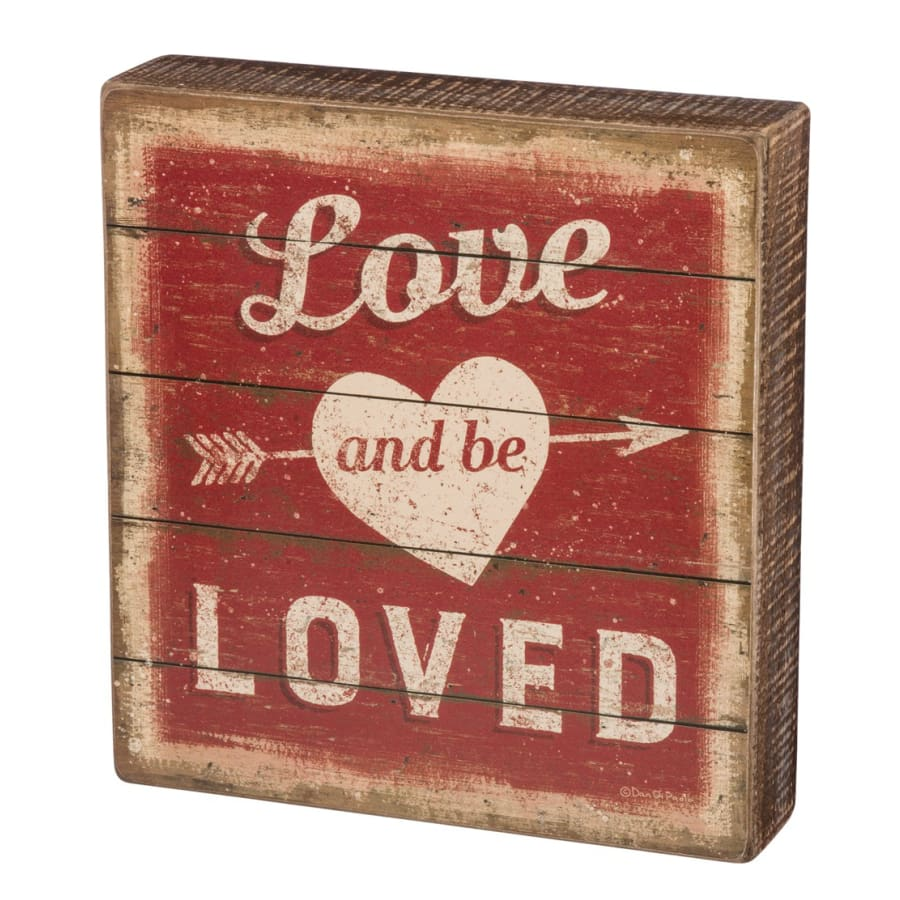 Be Loved - The GyPsY Barn Boutique