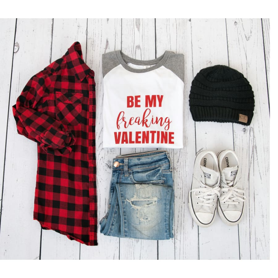 Be My Freaking Valentine - The GyPsY Barn Boutique
