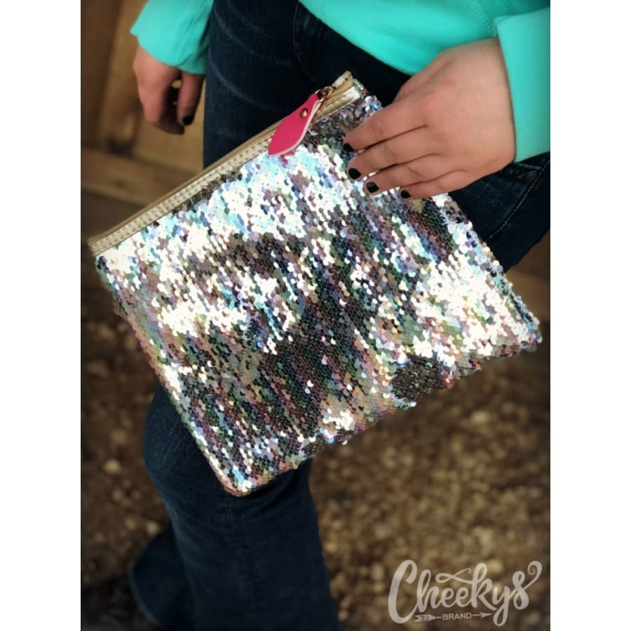 Cheekys Clutch - The GyPsY Barn Boutique