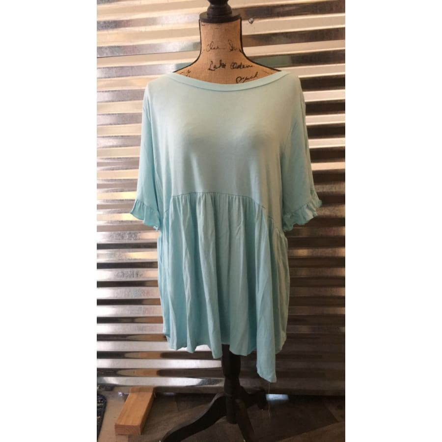 Curvy G - The GyPsY Barn Boutique