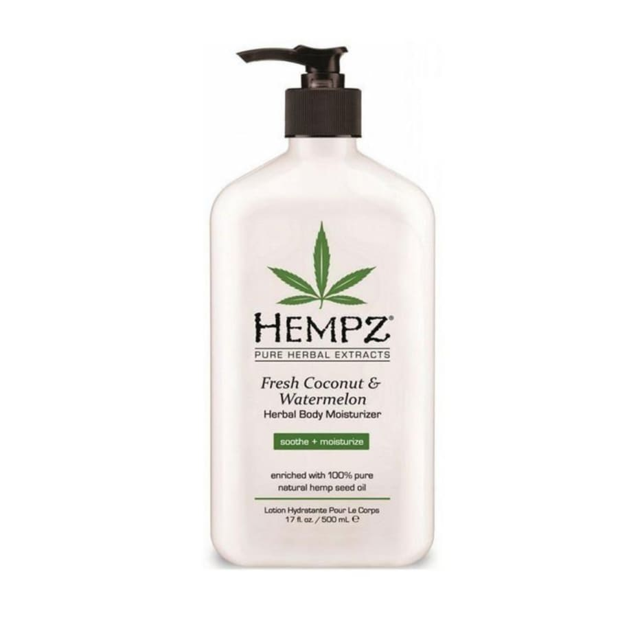 Hempz Lotion Coconut and Watermellon - The GyPsY Barn Boutique