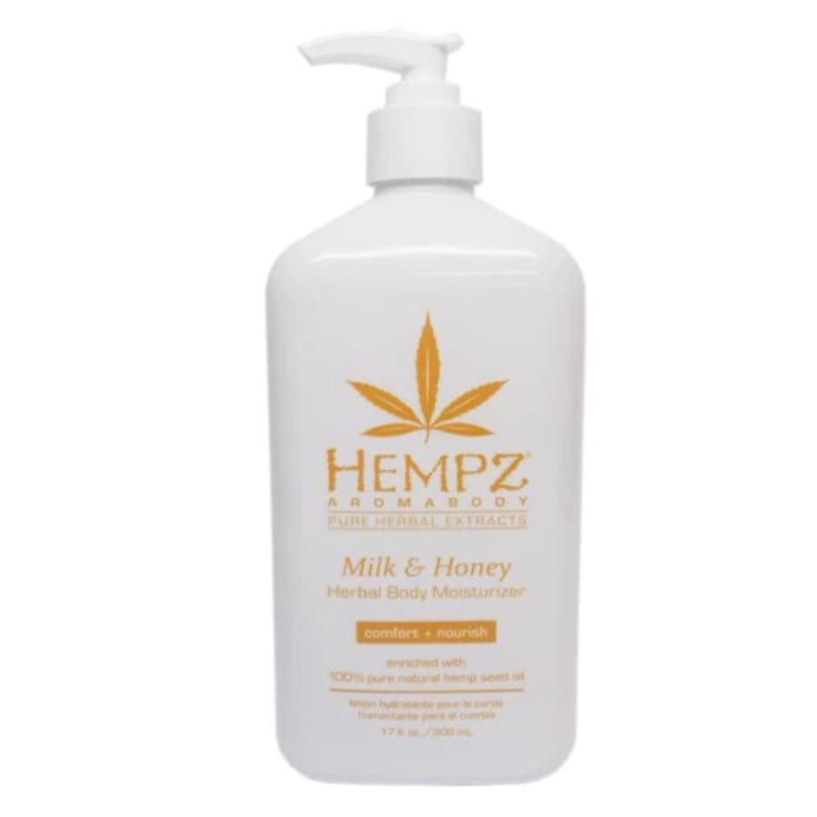 Hempz Milk & Honey - tannin