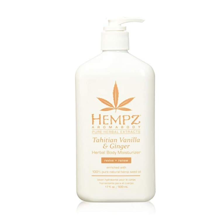 Hempz Tahitan Vanilla and Ginger - The GyPsY Barn Boutique
