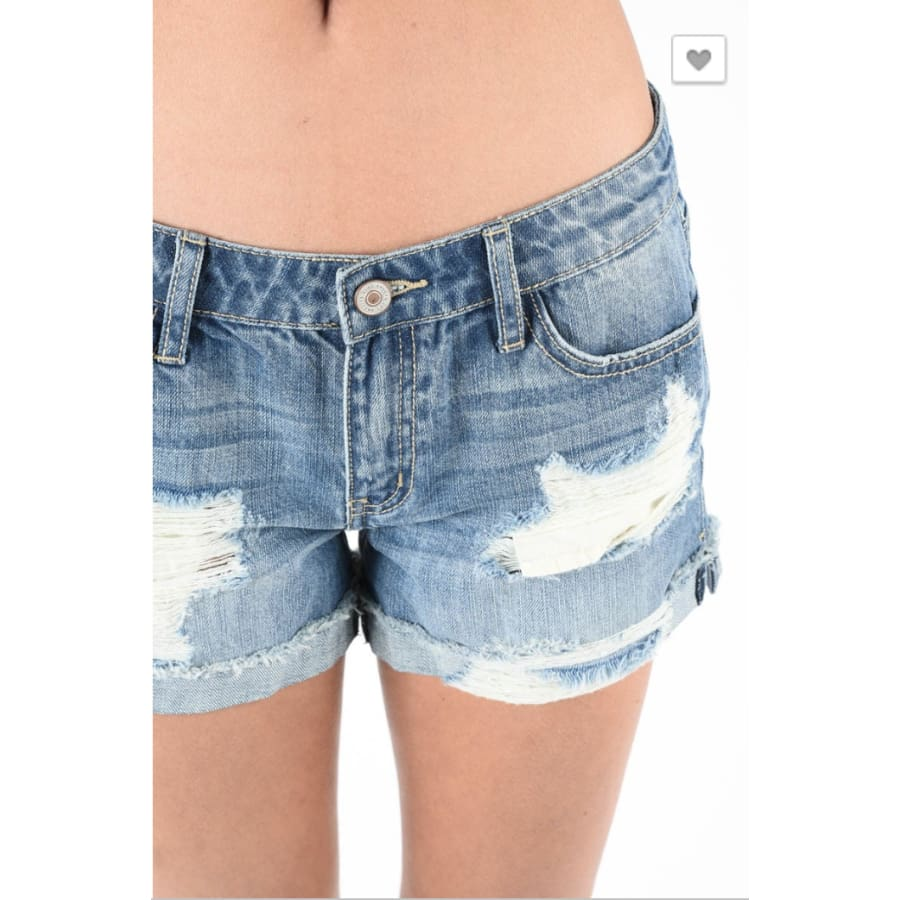 Kan Can Shorts - The GyPsY Barn Boutique