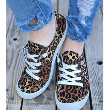 Leopard Sneaker - The GyPsY Barn Boutique