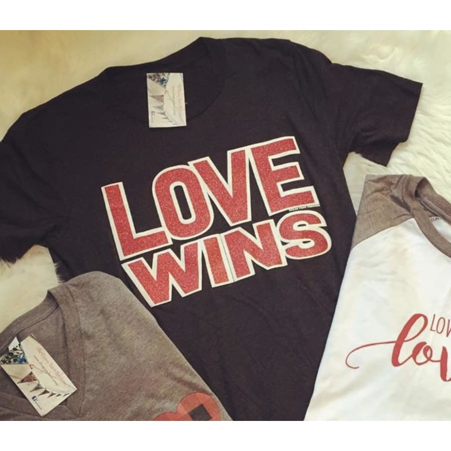 Love Wins - The GyPsY Barn Boutique