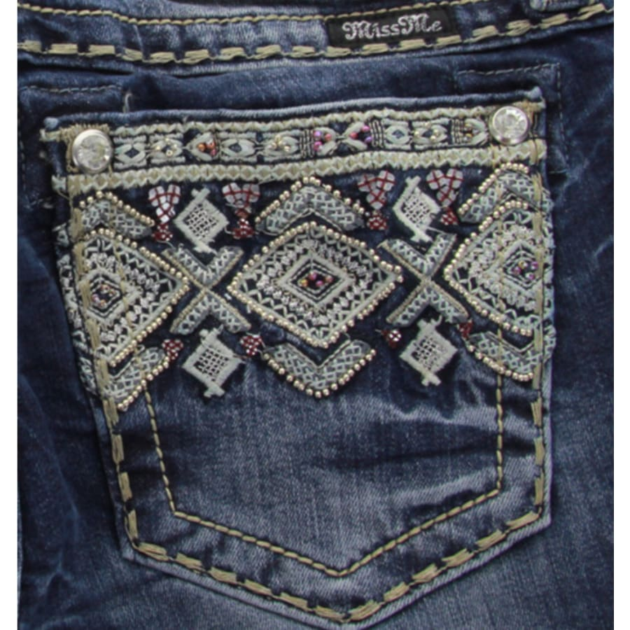 Miss Me Denim Sz 24 - The GyPsY Barn Boutique