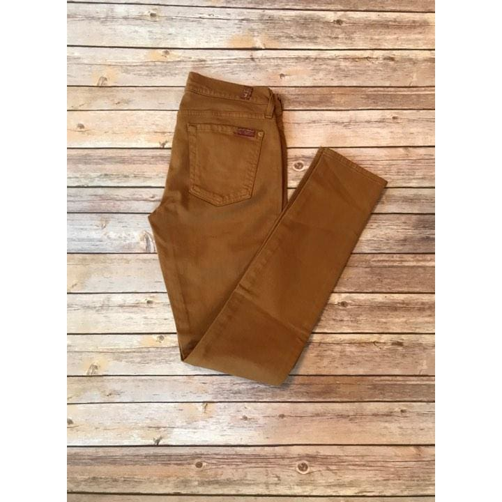 Seven for all Mankind (Size 27) - The GyPsY Barn Boutique