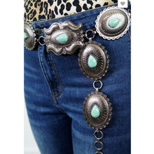 Silver Concho Belt - The GyPsY Barn Boutique