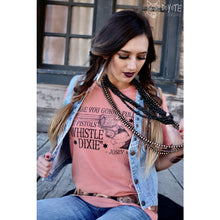 Whistle Dixie Tee - The GyPsY Barn Boutique