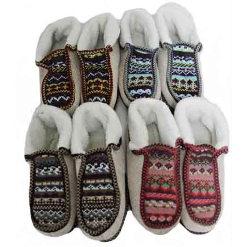 Womens Slippers - The GyPsY Barn Boutique