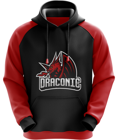 Draconic Pullover Hoodie