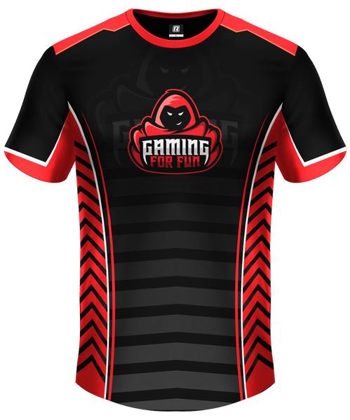 GamingForFun Short Sleeve Jersey