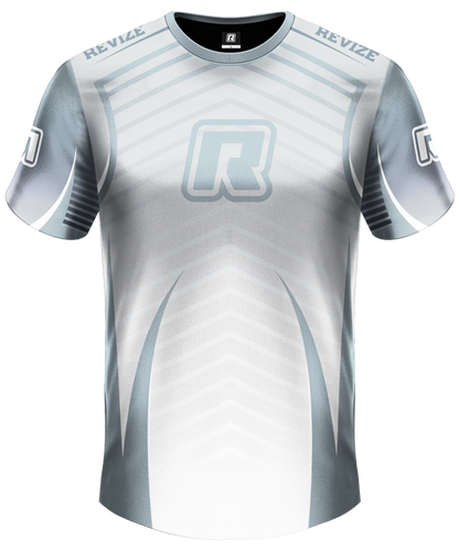 RevizeCo White Short Sleeve Jersey