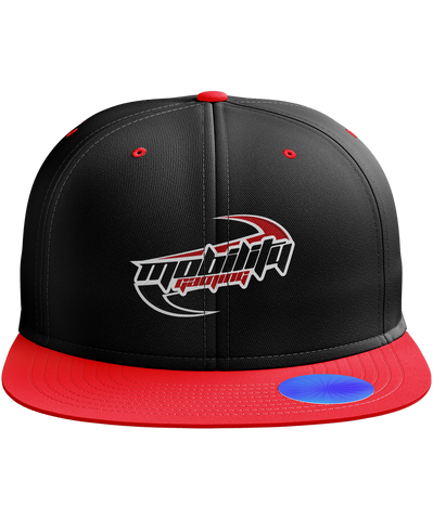 Mobility Red Snap Back