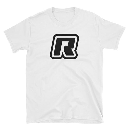 Revize Logo T-Shirt - Blk On Wht