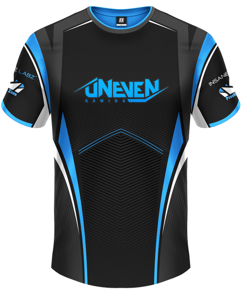 uNeveN Gaming Short Sleeve Jersey