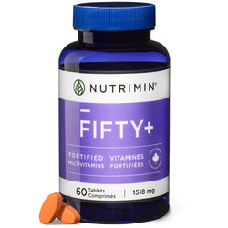 FIFTY Adults MultiVitamins and Minerals