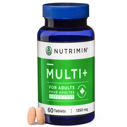 Nutrimin MULTI+ Adults Multi-Vitamins and Minerals