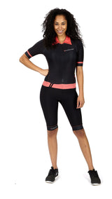 Onesie Cycling Black