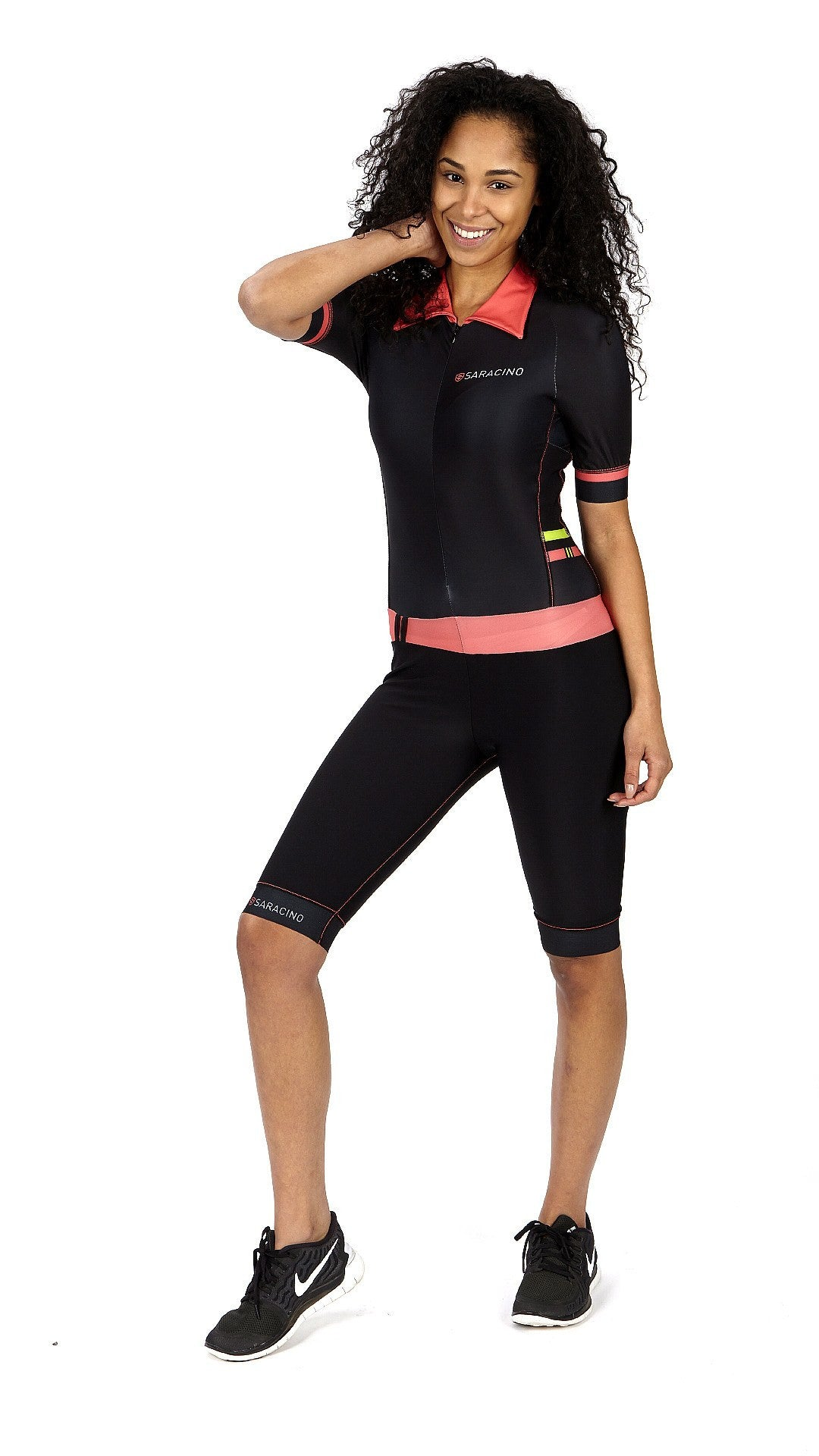 Onesie Running Black