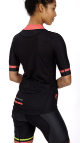 Pro Shirt Cycling Black