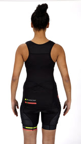 Cycling Top Black