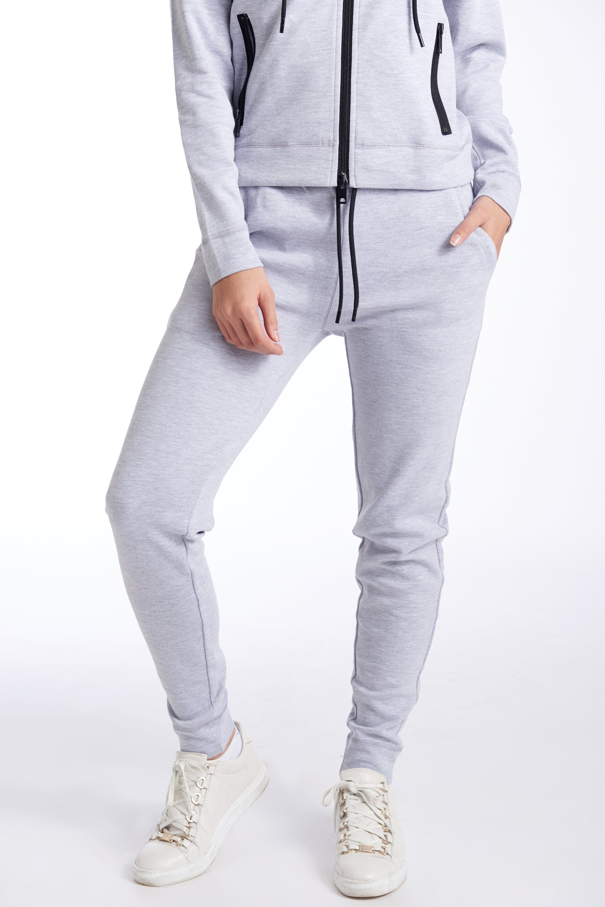 SIGNATURE BOTTOMS - GREY