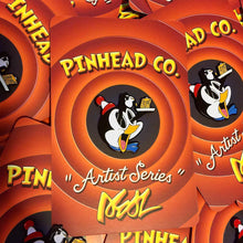 Chilly Willy Cakes Pin