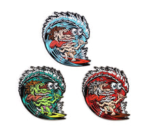 Surfer Freak Pins