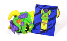 Rubber Monster Pin